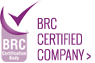 BRC certified company
